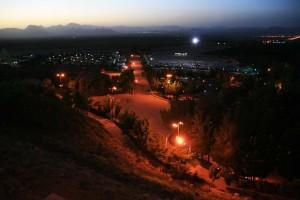 گردشگاه نمونه استان چهارمحال